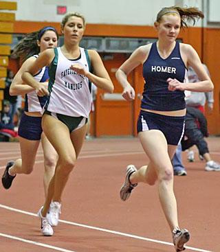 1000-meter run